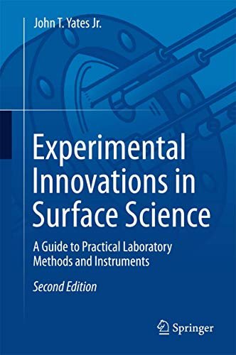 9783319176673: Experimental Innovations in Surface Science: A Guide to Practical Laboratory Methods and Instruments