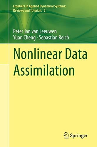9783319183466: Nonlinear Data Assimilation