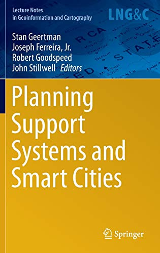 Planning Support Systems and Smart Cities (Hardback)