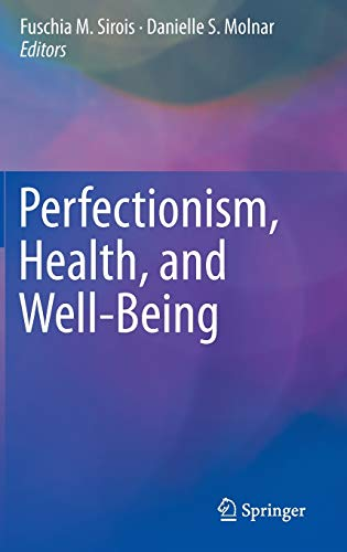 9783319185811: Perfectionism, Health, and Well-Being