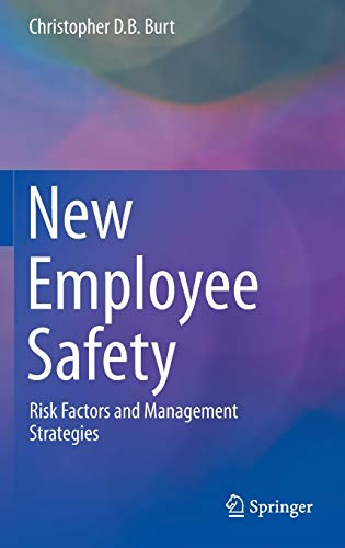 9783319186832: New Employee Safety: Risk Factors and Management Strategies