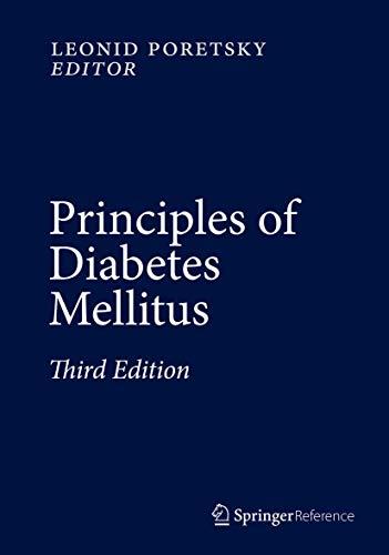 9783319187426: Principles of Diabetes Mellitus