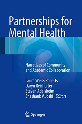 9783319188836: Partnerships for Mental Health: Narratives of Community and Academic Collaboration