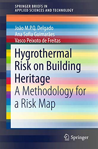 9783319191133: Hygrothermal Risk on Building Heritage: A Methodology for a Risk Map (SpringerBriefs in Applied Sciences and Technology)