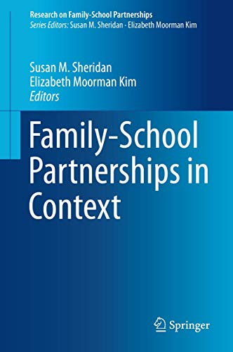 9783319192277: Family-School Partnerships in Context (Research on Family-School Partnerships)