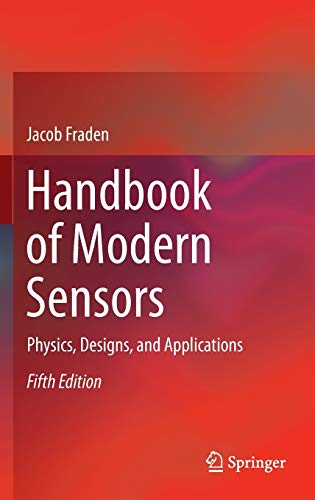 9783319193021: Handbook of Modern Sensors: Physics, Designs, and Applications