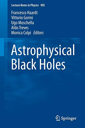9783319194158: Astrophysical Black Holes (Lecture Notes in Physics)