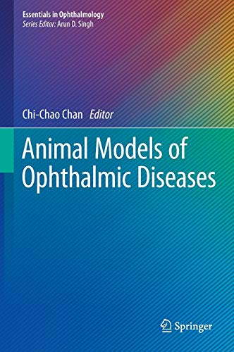 9783319194332: Animal Models of Ophthalmic Diseases