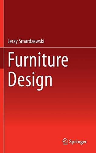 9783319195322: Furniture Design