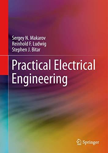 9783319211725: Practical Electrical Engineering