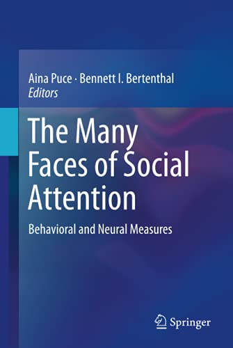 9783319213675: The Many Faces of Social Attention: Behavioral and Neural Measures