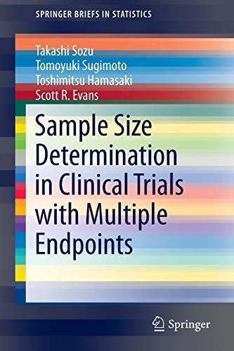 Sample Size Determination In Clinical T: Sozu Takashi, Sozu