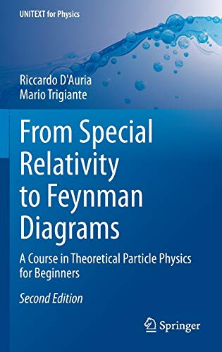 9783319220130  From Special Relativity To Feynman Diagrams