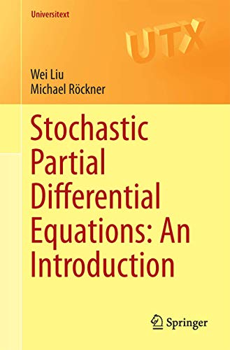 9783319223537: Stochastic Partial Differential Equations: An Introduction (Universitext)