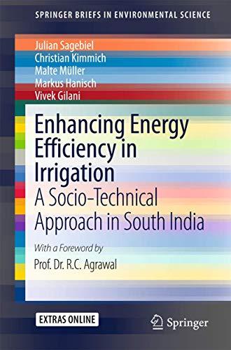 Enhancing Energy Efficiency in Irrigation: A Socio-Technical: Sagebiel, Julian, Kimmich,