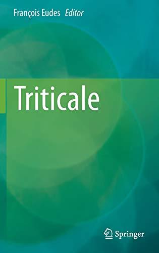 Triticale: Springer
