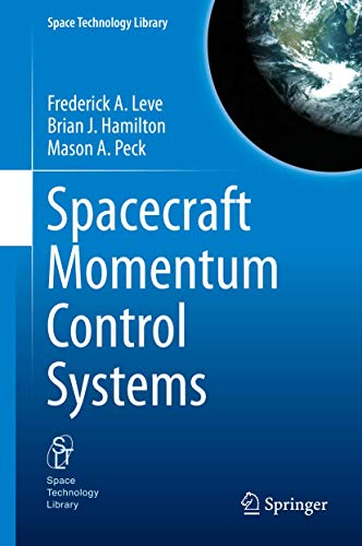 9783319225623: Spacecraft Momentum Control Systems (Space Technology Library)