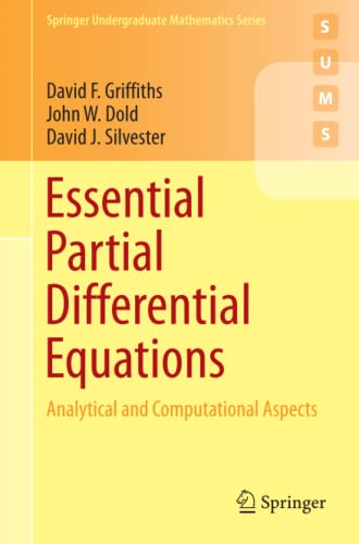 9783319225685: Essential Partial Differential Equations: Analytical and Computational Aspects