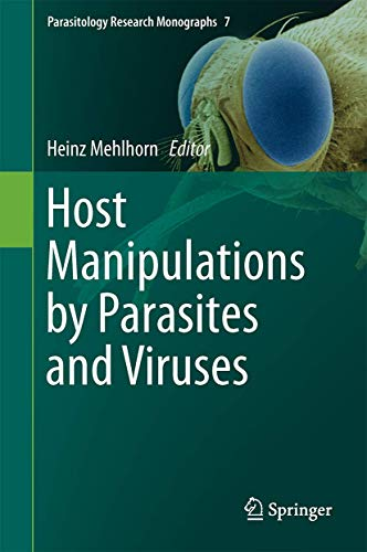 9783319229355: Host Manipulations by Parasites and Viruses (Parasitology Research Monographs)