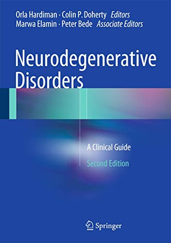 9783319233086: Neurodegenerative Disorders: A Clinical Guide