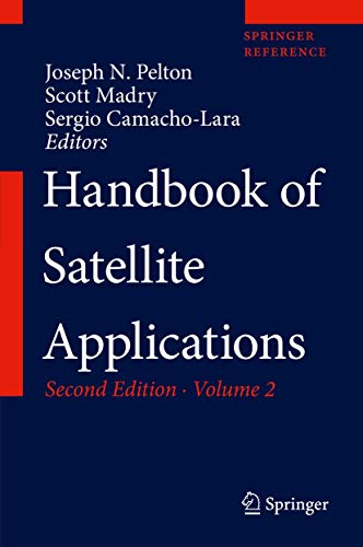 9783319233857: Handbook of Satellite Applications