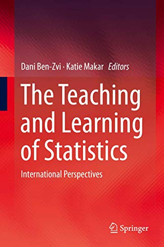 9783319234694: The Teaching and Learning of Statistics: International Perspectives