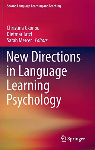 9783319234908: New Directions in Language Learning Psychology (Second Language Learning and Teaching)