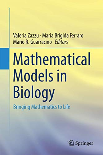 9783319234960: Mathematical Models in Biology: Bringing Mathematics to Life