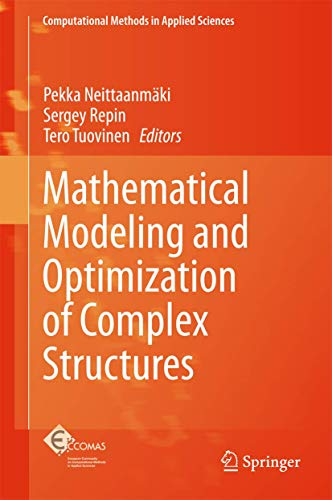 9783319235639: Mathematical Modeling and Optimization of Complex Structures