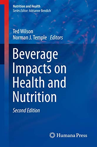 9783319236711: Beverage Impacts on Health and Nutrition: Second Edition (Nutrition and Health)