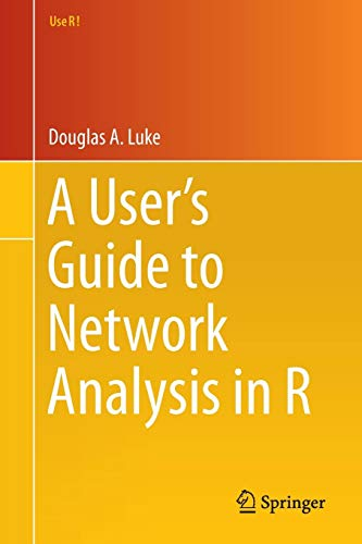 Network Analysis with R (Use R!)