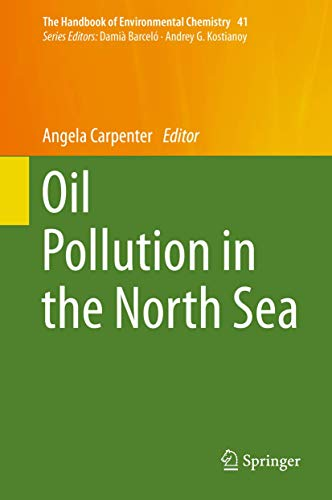 9783319239002: Oil Pollution in the North Sea (The Handbook of Environmental Chemistry)