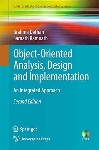 9783319242781: Object-Oriented Analysis, Design and Implementation: An Integrated Approach (Undergraduate Topics in Computer Science)