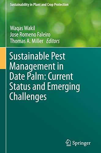 9783319243955: Sustainable Pest Management in Date Palm: Current Status and Emerging Challenges