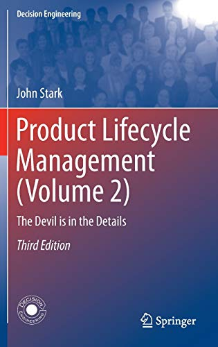 9783319244341: Product Lifecycle Management (Volume 2): The Devil is in the Details (Decision Engineering)