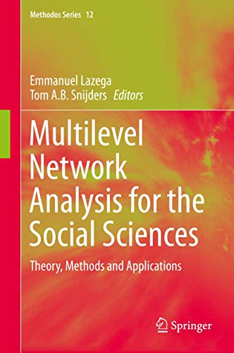 Multilevel Network Analysis for the Social Sciences: