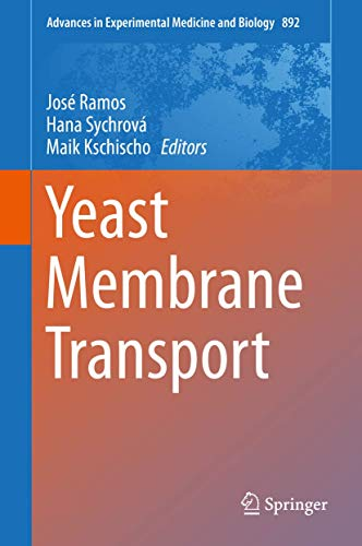Yeast Membrane Transport (Hardcover)