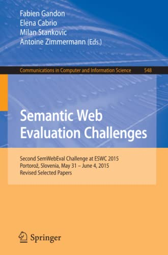 Semantic Web Evaluation Challenges: Fabien Gandon