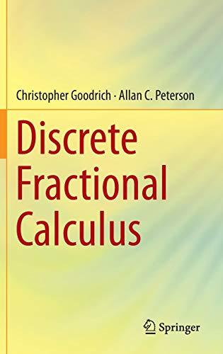 9783319255606: Discrete Fractional Calculus