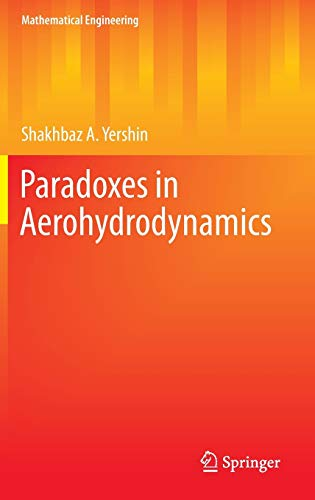 9783319256719: Paradoxes in Aerohydrodynamics