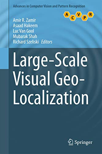 9783319257792: Large-Scale Visual Geo-Localization (Advances in Computer Vision and Pattern Recognition)