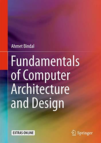 9783319258096: Fundamentals of Computer Architecture and Design