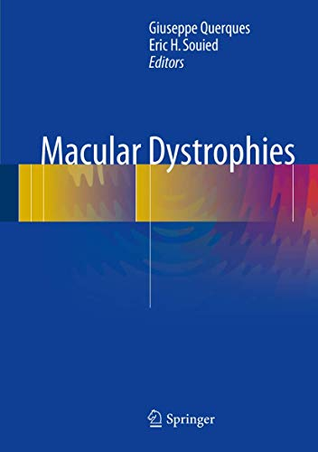 9783319266190: Macular Dystrophies