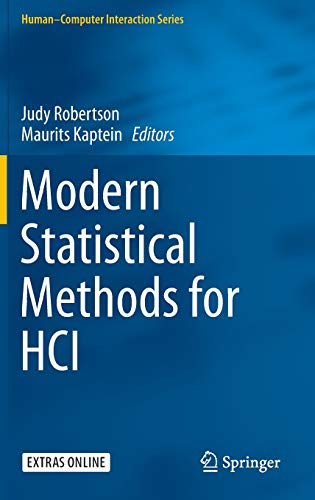 9783319266312: Modern Statistical Methods for HCI (Human–Computer Interaction Series)