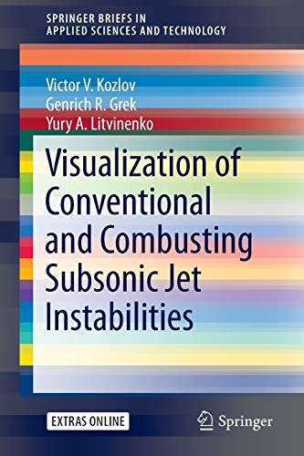 Visualization of Conventional and Combusting Subsonic Jet: Victor V. Kozlov,