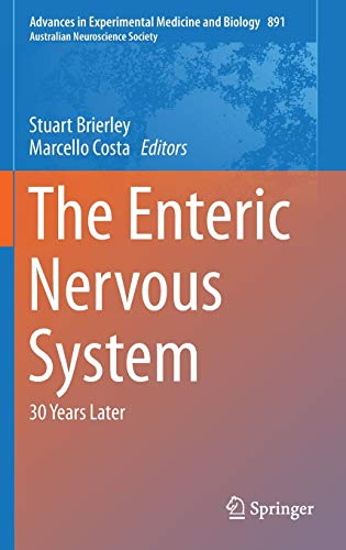 9783319275901: The Enteric Nervous System: 30 Years Later (Advances in Experimental Medicine and Biology)