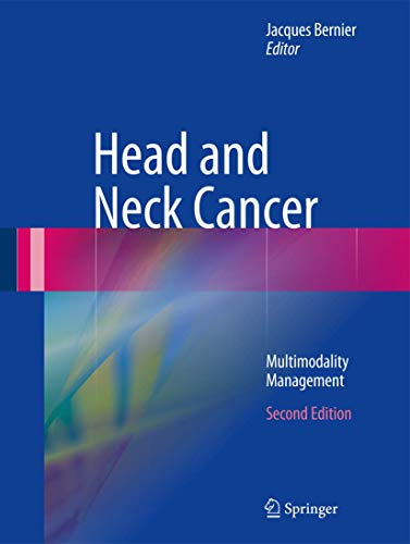 9783319275994: Head and Neck Cancer: Multimodality Management, Second Edition