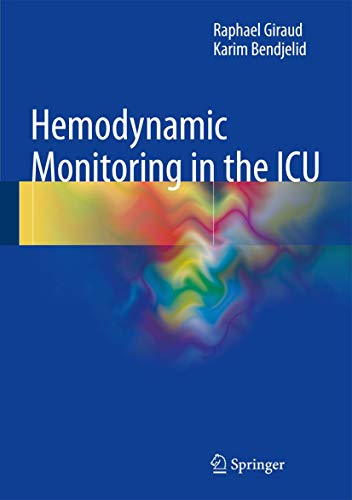 9783319294292: Hemodynamic Monitoring in the ICU