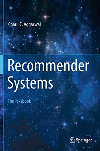 9783319296579: Recommender Systems: The Textbook