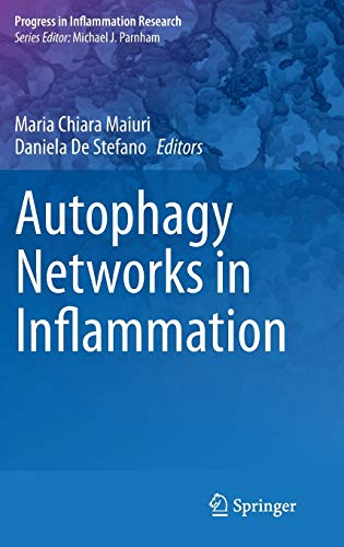 9783319300771: Autophagy Networks in Inflammation (Progress in Inflammation Research)